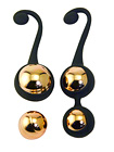 Adam & Eve Intimate Pleasure Kegel Set Rose Gold